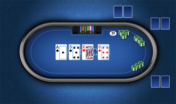 regole poker turn