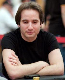 Diego 'Iena1978' Frattaruolo, uno dei primi pro italiani di successo (foto courtesy of GDPoker)