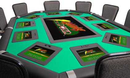 Tavoli da poker elettronici assopoker - Tavoli da gioco carte pieghevoli ...