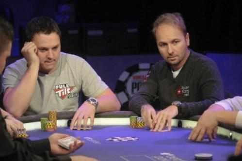Daniel Negreanu ha iniziato con il piede giusto questo Main Event WSOPE