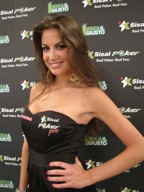 Francesca Fioretti,  nuovo acquisto del Sisal Poker Team