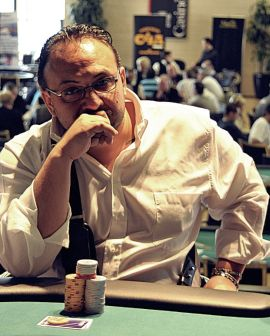 Giovanni Sutera in azione (foto Gioconews)