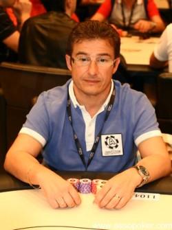 Paolo 'hank' Compagnucci, settimo nel chipcount