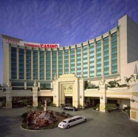 commerce casino texas holdem