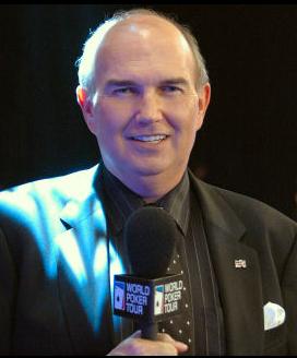 Jack McClelland, direttore dei tornei del Bellagio