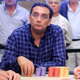 Alberto Di Vilio, chipleader dei 31 rimasti