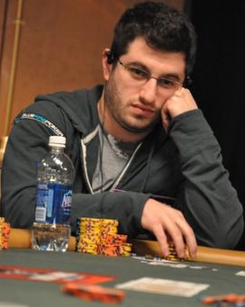 Clay aiken poker