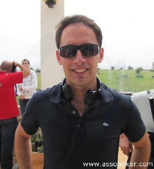 Marco Leonzio, secondo assoluto nel chipcount
