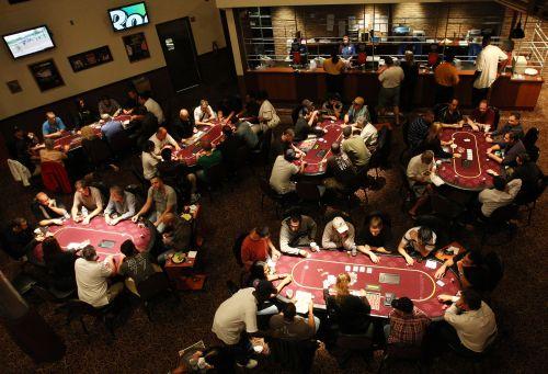 Poker hard rock tampa