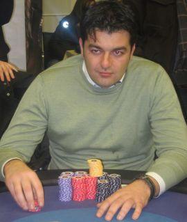 Michele Blotta, autore di una prova maiuscola