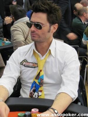 Filippo Bisciglia, protagonista del day 1