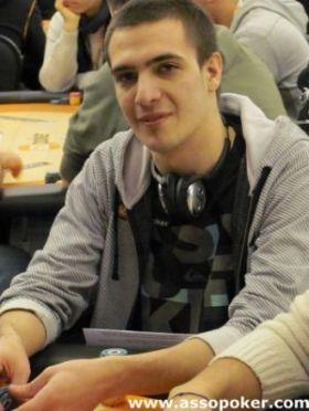 Gianluca Speranza, 9° al Gran Domenica
