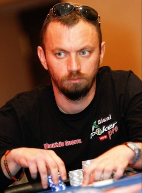 Il Pro di Sisal Poker Maurizio Guerra