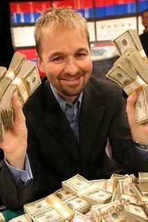 Daniel Negreanu (qui in un vittorioso WPT nel 2004), una delle prime stelle conosciute grazie alla tv