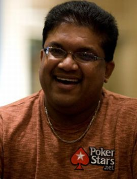 Victor Ramdin, vincitore di un WPT nel 2006