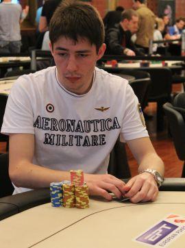 Donato De Bonis, a premio nel torneo da 2200 €