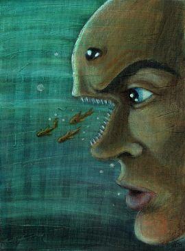 Le giocate di un fish seguono una propria logica...
