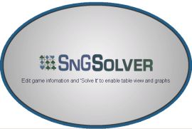SnG Solver ha ambizioni importanti