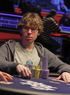 Andrew Lichtenberger cerca la vittoria al Palms