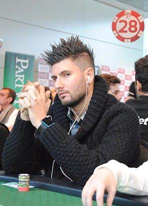 Alessandro Meoni, uomo copertina del poker-mercato di oggi