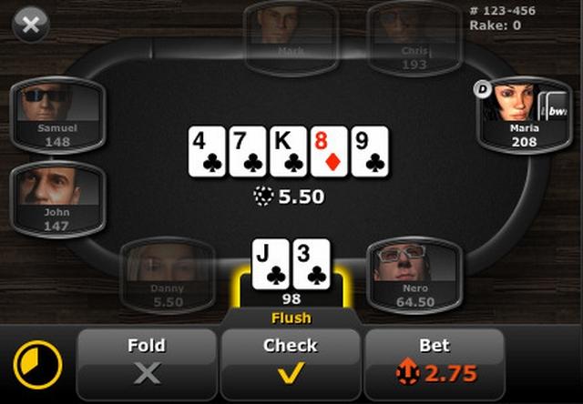 poker bwin mobile
