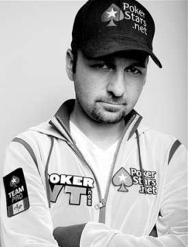Daniel Negreanu, uomo di punta di PokerStars