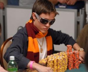 Dario Minieri al WSOP Main Event del 2007