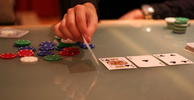 Poker sportivo normativa