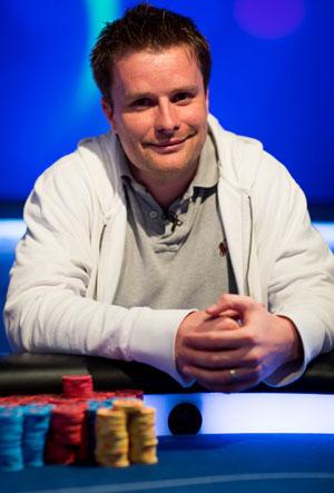 Andrew Pantling (photo Neil Stoddart, PokerStars)