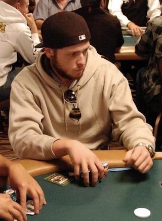 Bryan 'bparis' Paris alle WSOP del 2009