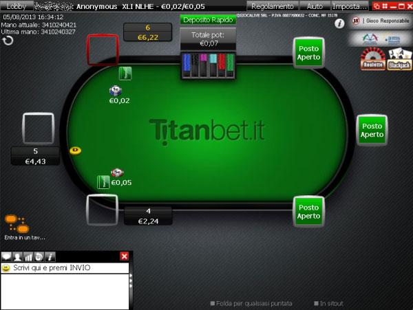 Holdem manager titan poker