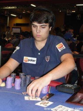 Italian poker pro