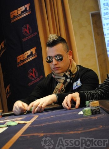Russia poker tour