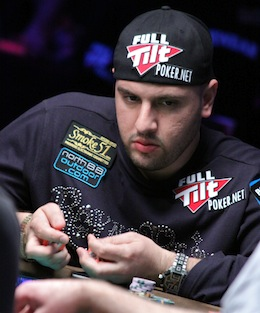 World strip poker championships players hold mal ein