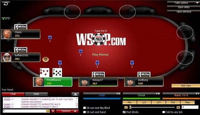 Poker 2014 online