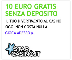 star casino 10 euro gratis
