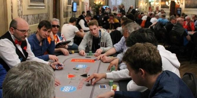 poker room del casinò ca vendramin