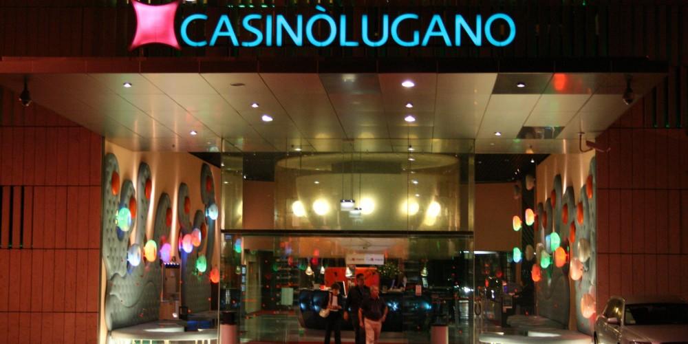Cash card casino lugano