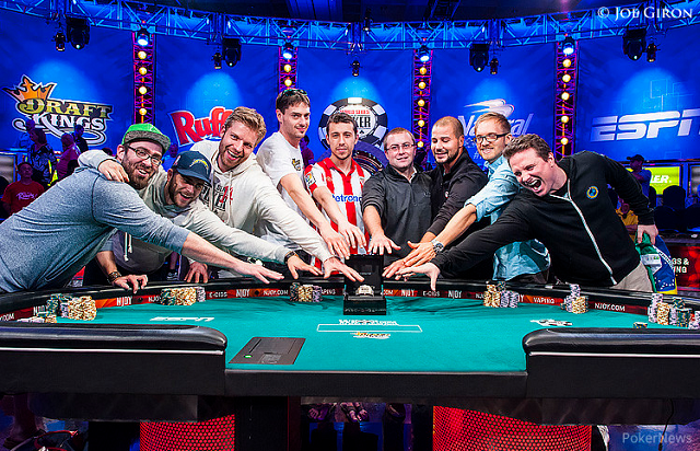 World poker tour game