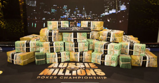 Melbourne poker 2018