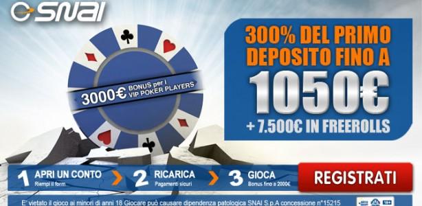 snai-poker