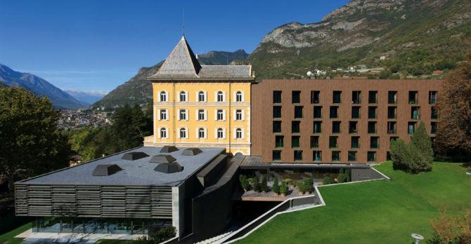 Saint Vincent Resort & Casino