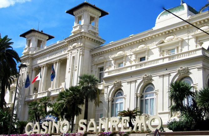 Casino san remo on line