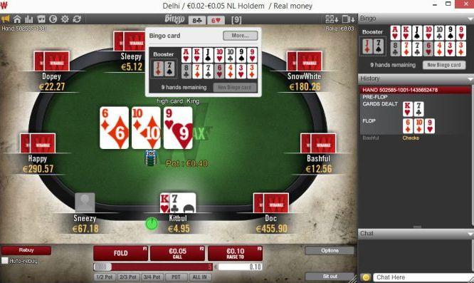 online bingo cash games