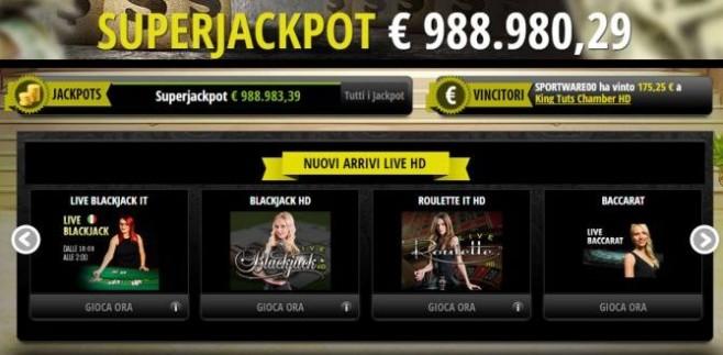 Roulette online gratis italiana