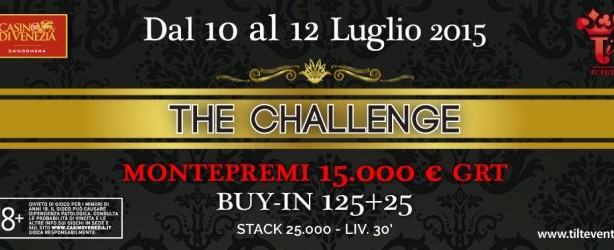 the-challenge-copertina