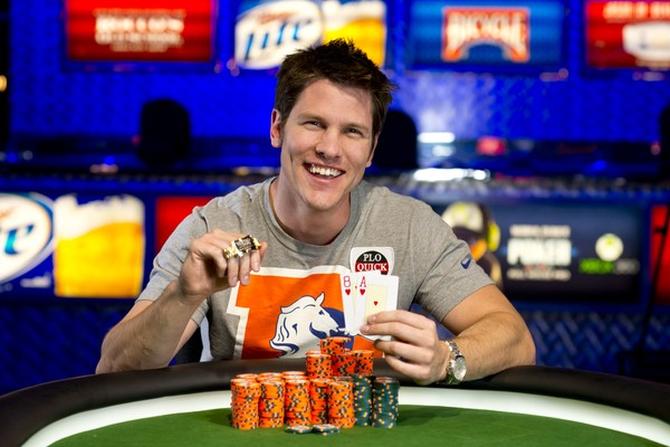 John 'KasinoKrime' Beauprez è professionista di PLO dal 2008, anche se il braccialetto WSOP lo ha vinto in NLHE 6-handed...