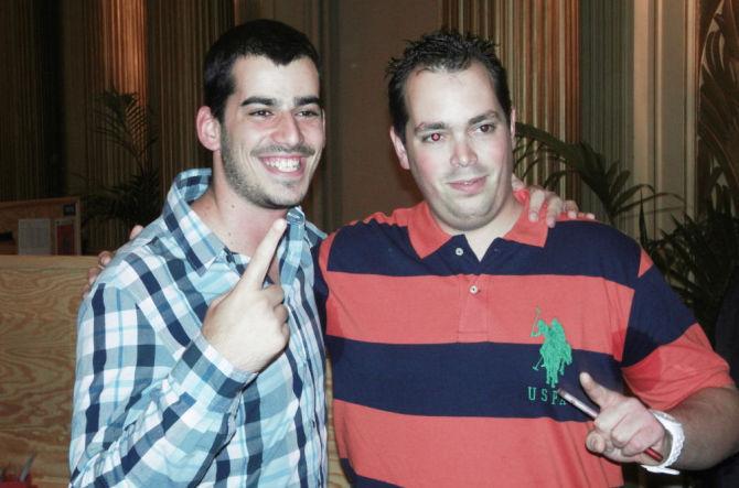 Lotan Fisher e Ron Schwartz