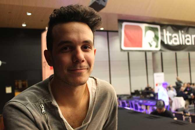Luca Stevanato tra i protagonisti negli MTT Online di ieri sera
