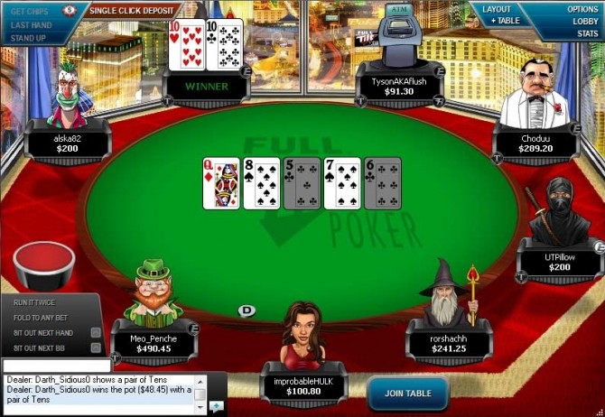 Full Tilt Poker Macbook